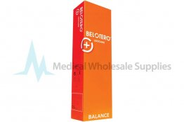 BELOTERO® BALANCE With Lidocaine 22.5mg/ml, 3mg/ml 1-1ml prefilled syringe