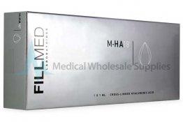 FILLMED® M-HA 18 18mg/ml 1-1ml prefilled syringe