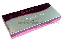 JUVEDERM® VOLBELLA with Lidocaine 2x1ml 15mg/ml, 3mg/ml 2-1ml prefilled syringes