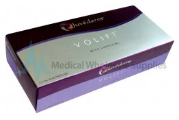 JUVEDERM® VOLIFT w/Lidocaine 2x1ml 2 pre-filled syringes