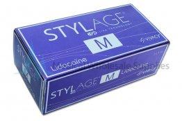 STYLAGE® M w/Lidocaine 20mg/ml, 3mg/ml 2-1ml prefilled syringes