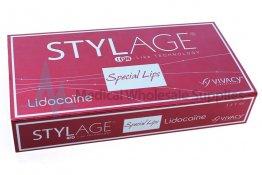 STYLAGE® SPECIAL LIPS w/Lidocaine 18.5mg/ml, 3mg/ml 1-1ml prefilled syringe